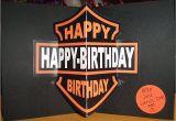 Free Printable Harley Davidson Birthday Cards Harley Davidson Happy Birthday Splitcoaststampers