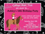 Free Printable Horse Birthday Party Invitations Horse Birthday Invitations Ideas Bagvania Free Printable