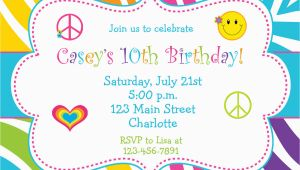 Free Printable Invitations Birthday Party 5 Images Several Different Birthday Invitation Maker
