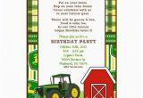 Free Printable John Deere Birthday Invitations Large John Deere Invitation Templates John Deere