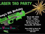 Free Printable Laser Tag Birthday Party Invitations Laser Tag Birthday Party Invitations Drevio Invitations