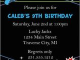 Free Printable Laser Tag Birthday Party Invitations Laser Tag Invitations Template Resume Builder