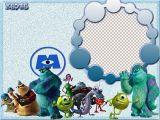 Free Printable Monsters Inc Birthday Invitations Monsters Inc Free Printable Invitations or Cards Oh