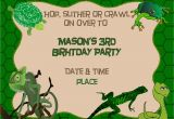 Free Printable Reptile Birthday Invitations Snake Birthday Invitations Best Party Ideas