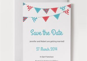 image regarding Free Printable Save the Date Templates identified as Totally free Printable Conserve the Day Birthday Invites Marriage