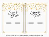 Free Printable Save the Date Birthday Invitations 7 Best Images Of Diy Save the Date Template Halloween