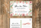 Free Printable Save the Date Birthday Invitations Diy Save the Date Postcard Free Printable Mountain
