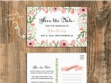 Free Printable Save the Date Birthday Invitations Diy Save the Date Postcard Free Printable Mountain