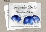Free Printable Save the Date Birthday Invitations Save the Date Christmas Party Template Free Invitation