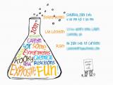 Free Printable Science Birthday Party Invitations Free Printable Mad Science Birthday Party Invitations