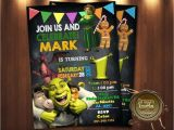 Free Printable Shrek Birthday Invitations Free Printable Shrek Birthday Invitations Birthday Tale
