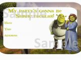 Free Printable Shrek Birthday Invitations Shrek Invitation Free Pdf Download Shrek Pinterest