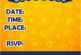 Free Printable Skylanders Birthday Invitations Free Skylander Birthday Template Party Invitations Ideas