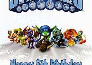 Free Printable Skylanders Birthday Invitations Skylander Best Party Ideas
