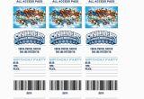 Free Printable Skylanders Birthday Invitations Skylanders Birthday Party Invitations Jen Severn