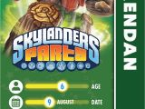 Free Printable Skylanders Birthday Invitations The Bubbly Hostess Party