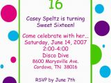 Free Printable Sweet 16 Birthday Party Invitations 7 Best Images Of Printable Sweet 16 Birthday Invites