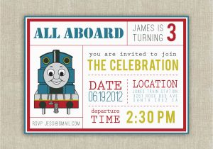 Free Printable Thomas the Train Birthday Invitations 40th Birthday Ideas Free Thomas and Friends Birthday