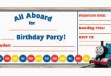 Free Printable Thomas the Train Birthday Invitations Thomas Birthday Invitations Kids Birthday Parties Pbs