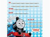 Free Printable Thomas the Train Birthday Invitations Thomas the Train Engine Birthday Party Free Printables