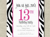 Free Printable Zebra Print Birthday Invitations 7 Best Images Of Free Printable Zebra Birthday Invitations