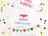 Free Printed Birthday Cards Free Birthday Printables Eighteen25