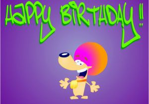 Free Singing Birthday Cards Online Ecards Funky