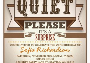 Free Surprise Birthday Party Invitations 26 Surprise Birthday Invitation Templates Free Sample