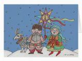 Free Ukrainian Birthday Cards Ukrainian Christmas Carollers Card Zazzle