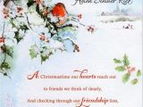 Friendship Verses for Birthday Cards Helen Steiner Rice Christmas Friendship Greeting Card Cards