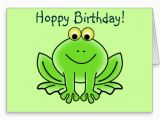 Frog Birthday Cards Free Frog Birthday Quotes Quotesgram