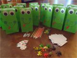Frog Birthday Decorations City Teacher Goes Country Frog themed Birthday Party