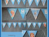 Frozen 2 Happy Birthday Banner Pin by Becky Jo Mentzer On Becky Jo 39 S Favor Boxes More