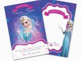 Frozen Birthday Invitations Walmart 194 Best Images About Frozen Birthday Party On Pinterest