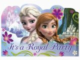 Frozen Birthday Invitations Walmart 8 Disney Frozen Anna Elsa Birthday Party Invitations