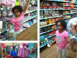 Frozen Birthday Invitations Walmart Violet 39 S Frozen Fun Celebration Thriftanista In the City