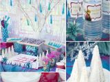 Frozen Decorations for Birthday Party 27 Easy Frozen Birthday Party Ideas for An Unforgettable