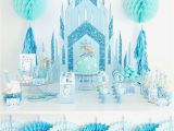 Frozen Decorations for Birthday Party A Frozen Inspired Birthday Party Party Ideas Party