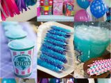 Frozen Decorations for Birthday Party Disney Frozen Birthday Party Ideas A Night Owl Blog