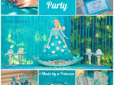 Frozen Decorations for Birthday Party Frozen Party Ideas A Frozen Birthday Party Creative Juice