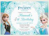 Frozen themed Birthday Invitation Cards 10 Frozen Birthday Invitation Free Psd Ai Vector Eps