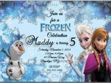 Frozen themed Birthday Invitation Cards 23 Frozen Birthday Invitation Templates Psd Ai Vector