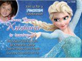 Frozen themed Birthday Invitation Cards Cu1008 Frozen Birthday Invitation Girls themed