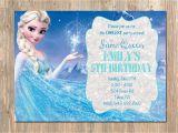 Frozen themed Birthday Invitation Cards Frozen Invitation Card Ideas Minimalist Ebookzdb Com