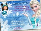 Frozen themed Birthday Party Invitations 25 Best Ideas About Disney Frozen Invitations On