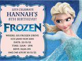 Frozen themed Birthday Party Invitations Frozen Birthday Party Invitations Bagvania Free