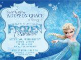 Frozen themed Birthday Party Invitations Frozen themed Party Invitations Printable Pdfs Elsa and Anna