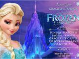 Frozen themed Birthday Party Invitations Using Frozen theme for Girl S Party Invitations