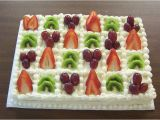 Fruit Decoration for Birthday 25 Best Ideas About Fruit Cake Decorating On Pinterest