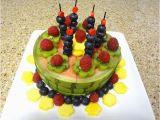 Fruit Decoration for Birthday Best 25 Fruit Cake Decorating Ideas On Pinterest